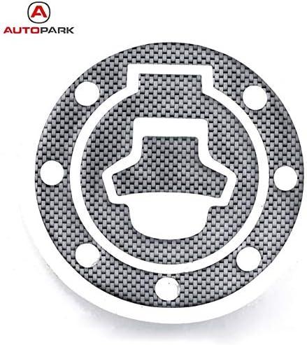 Victoria-ACX New Carbon-Look Fuel//Gas Cap Cover Pad Sticker For Suzuki Katana GSX 600F 750F R 600 750