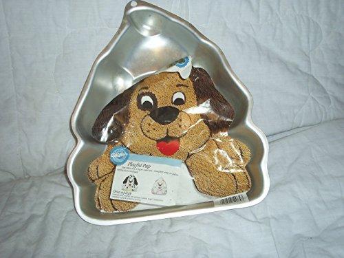 Buy wilton cake pan dog