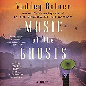 Music of the Ghosts Audiobook