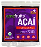 Amafruits Acai Traditional Mix with Guarana - 144 Smoothie Packs offers