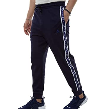 ee77b76e2d6 Nike Men's Jordan Jumpan Air HBR Basketball Pants Navy Blue Size XXL ...