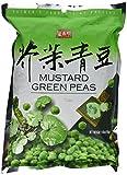 Shengxiangzhen Mustard Green Peas 8.46oz (Pack of 1)