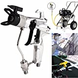 air assisted airless spray gun - 4500PSI Airless Spray Gun with 517 Tip & Guard Air-assisted for Graco Titan Wagner