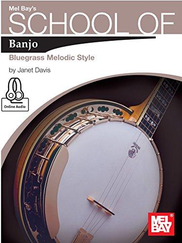 School of Banjo: Bluegrass Melodic Style]()