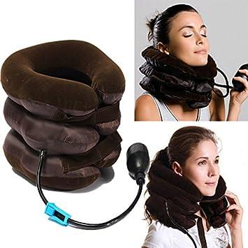 Amazon.com: [Free Shipping] Air Cushion Neck Cervical ...