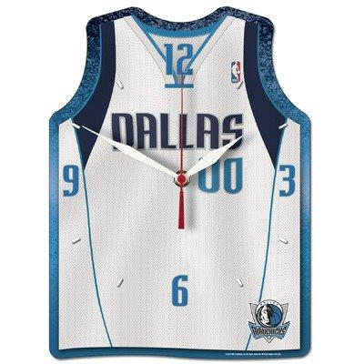 WinCraft NBA 2652810 Dallas Mavericks High Definition Plaque Clock