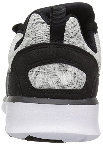 Se Parent Shoe Charcoal Heathrow Black Women's Skateboarding DC 8T6ZRxn
