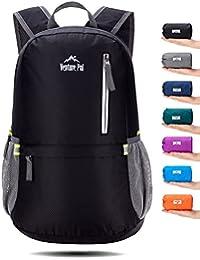 25L Travel Backpack - Durable Packable Lightweight Small Backpack Women Men