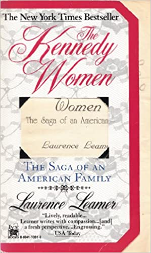 Book The Kennedy Women: The Saga of an American Family