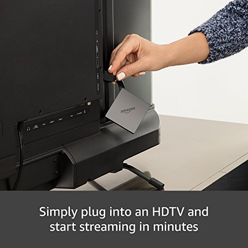 Large Product Image of All-new Fire TV with 4K Ultra HD and Alexa Voice Remote (Pendant Design) | Streaming Media Player