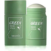 Green Tee Purifying Clay Stick Mask oliecontrole gezichtsmasker, stick Deep Cleansing anti-acne-masker fijn solide…