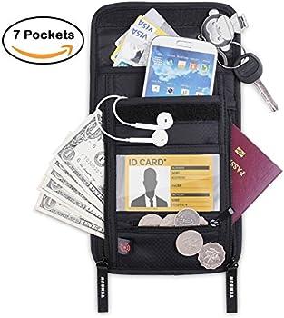 Tensun Passport Holder Wallet