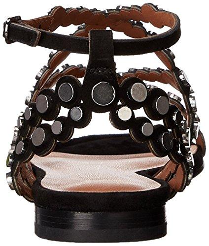 Women's Cruz Sandal Black Lola Jeweled II ABqxZZw