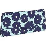 Amy Butler Brenda Clutch,Poppy Flower Blue,one size, Bags Central