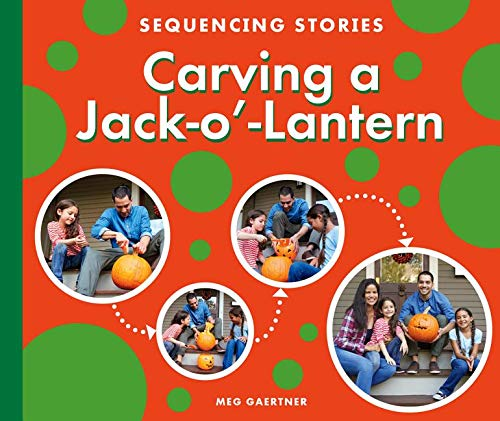 Carving a Jack-o'-Lantern (Sequencing
