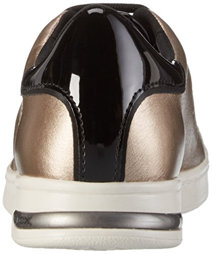 Geox Women's D Jaysen a Low-Top Sneakers Gold (Champagnecb500) haejpri