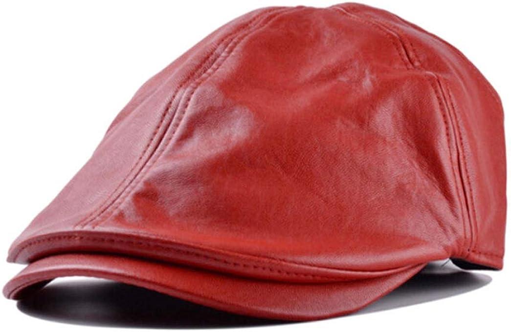 Unisex Vintage Newsboy Caps...