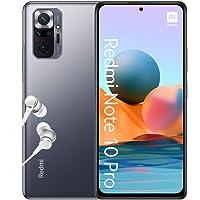 "Xiaomi Redmi Note 10 Pro - Smartphone 6+64GB, 6,67"" AMOLED DotDisplay de 120 Hz, Snapdragon 732G, 108 MP Cámara…"