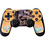 Animal Photography PS4 Controller Skin - Yorky Puppy With Candy   Animals & Skinit Skin