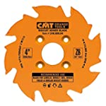 CMT 240.008.04 4-Inch by 8 Tooth 22mm...