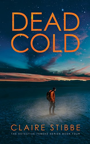 Dead Cold (The Detective Temeke Crime Series Book 4) cover
