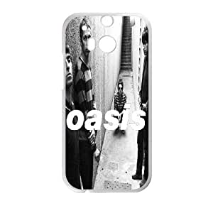 Oasis for HTC One M8 Cell Phone Case & Custom Phone Case Cover R81A652205