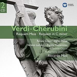 Verdi: Requiem Mass / Cherubini: Requiem in C minor