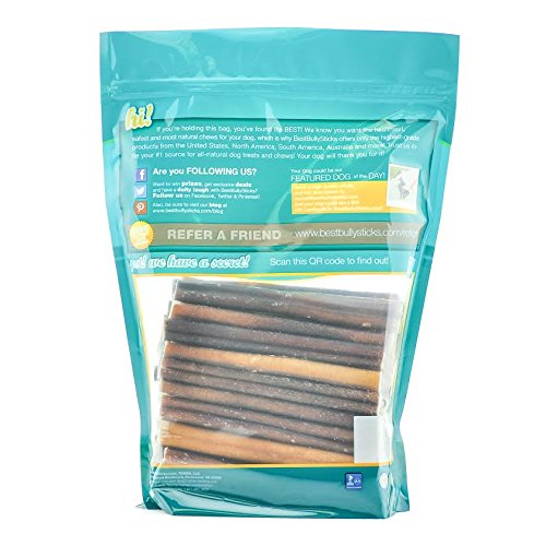 supreme bully sticks by best bully sticks all natural dog treats. Black Bedroom Furniture Sets. Home Design Ideas