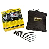 Roadie- The OVERNIGHTER SUV Window Tent Screen Retractable Canopy