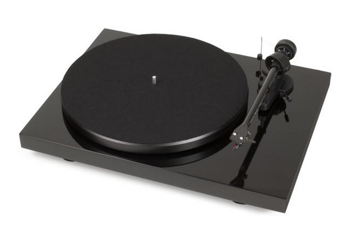 Pro-Ject - Debut Carbon DC (Piano Black) by Pro-Ject