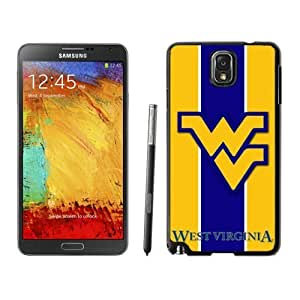 Diy Gift Samsung Galaxy Note 3 Case Ncaa Big 12 Conference West Virginia Mountaineers 02 Sport Cellphone Covers