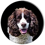 English Springer Spaniel Dogs Cute Dog Lovers Mom Dad Gift PopSockets Grip and Stand for Phones and Tablets 8