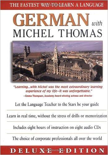 Amazon Com German With Michel Thomas 0639785401414 Thomas Michel Books