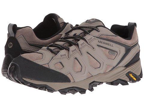 辞書パッチ日の出(メレル) MERRELL メンズランニングシューズ?スニーカー?靴 Moab FST Leather Waterproof [並行輸入品]