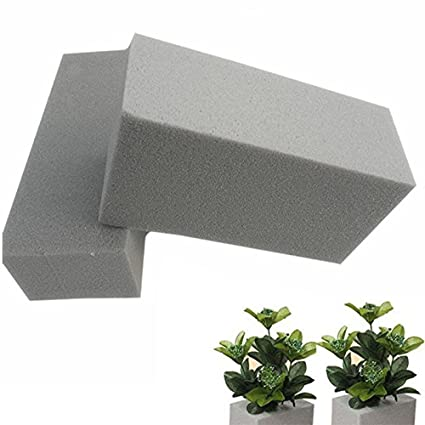 1PC Floral Foam Brick Florist Blocks Dry Flower Wedding Bouquet Holder  Craft  Amazon.co.uk  Kitchen   Home 832f2006466d