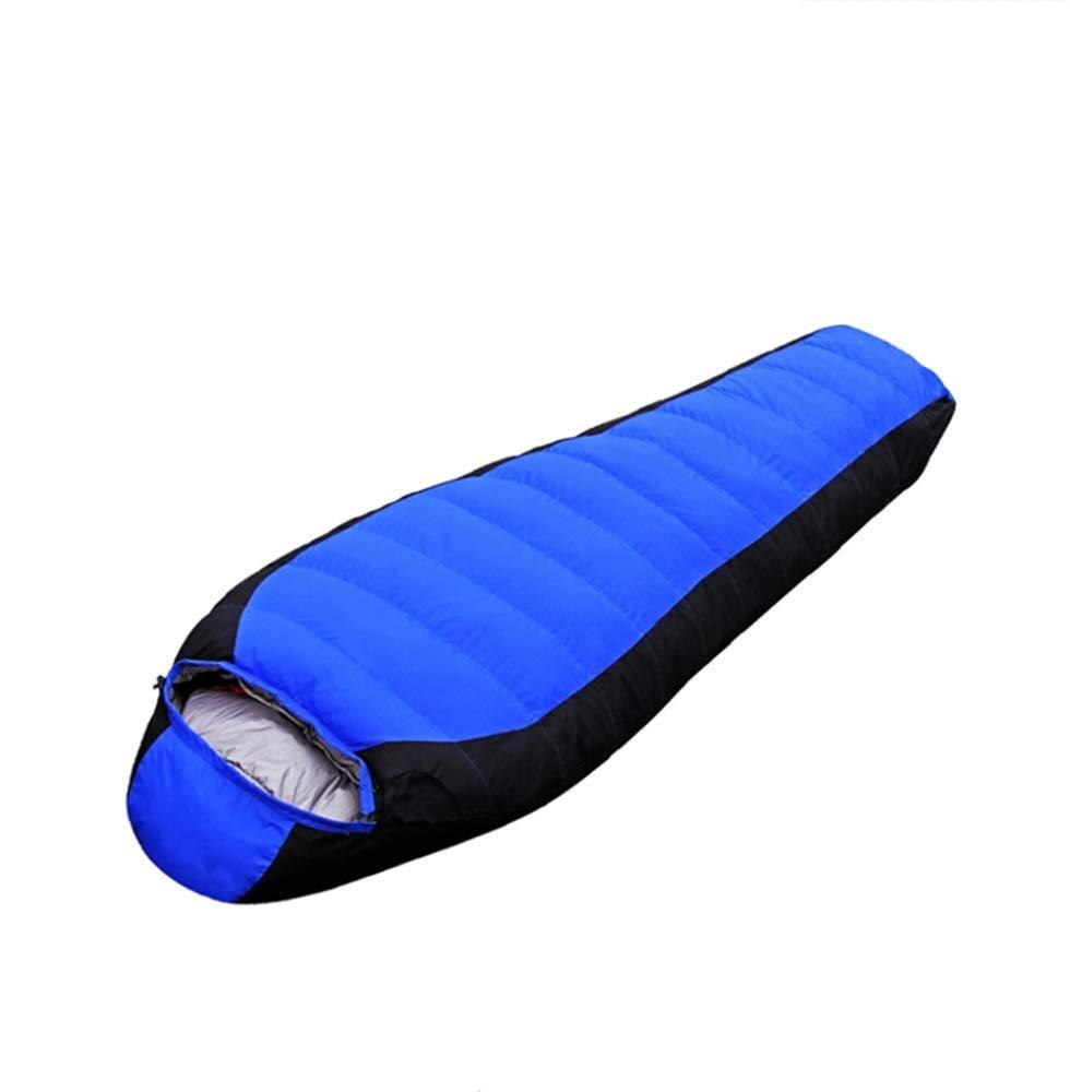 Sweety Schlafsack Winter Outdoor Verdickung Erwachsenen Daunenschlafsack superleicht kalt Camping Indoor Mittagessen Pause Schlafsack 220  75cm