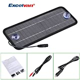 Excelvan-12V-45W-Portable-Car-Solar-Battery-Charger-Panels-with-Cigarette-Lighter-Plug-Mono-Crystalline-Silicon-Motorcycle-Solar-Panels-Charger