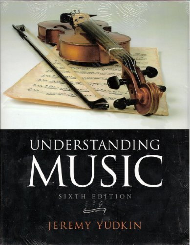 Understanding Music (with Student Collection, 3 CDs) (6th...