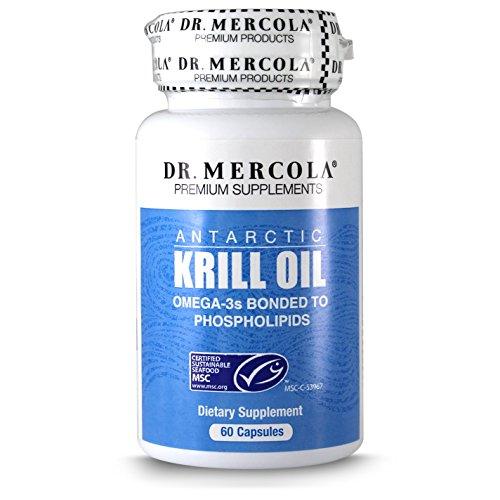 Supplements fish oil dr mercola krill oil 1000mg 60 for Fish oil alternative