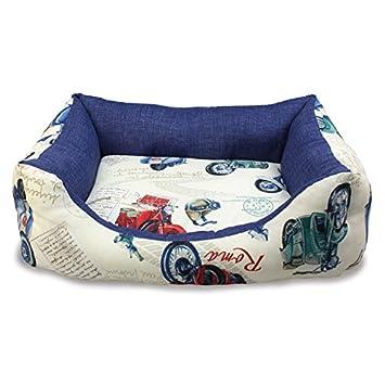 Arquivet 8435117894471 - Cama roma 70 x 60 x 20 cm: Amazon.es: Productos para mascotas
