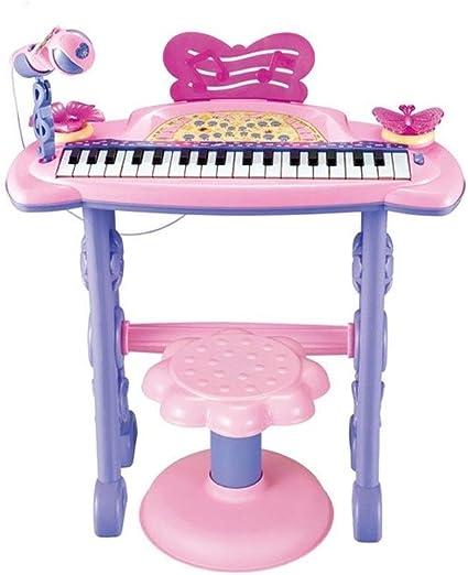 HXGL-piano El Teclado De Juguete For Niños Principiante Chica ...