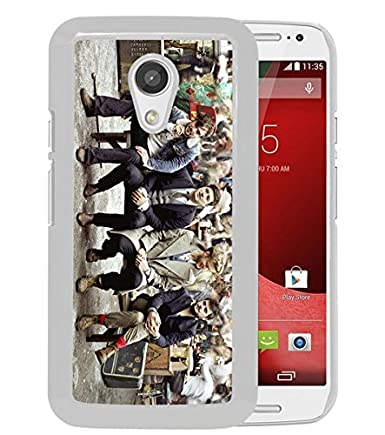 Amazon.com: Mumford & Sons White Motorola Moto G 2nd ...