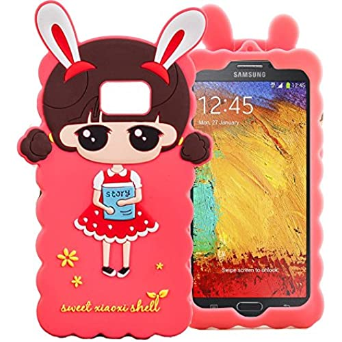 WEIJIAN Phone Case for Samsung Galaxy S7 Edge Fundas Capa Para Capinhas Back Case in Soft Silicone Cute Cartoon Sales