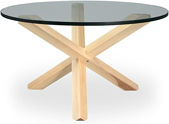 Kardiel Tripod Mid-Century Modern Coffee Table