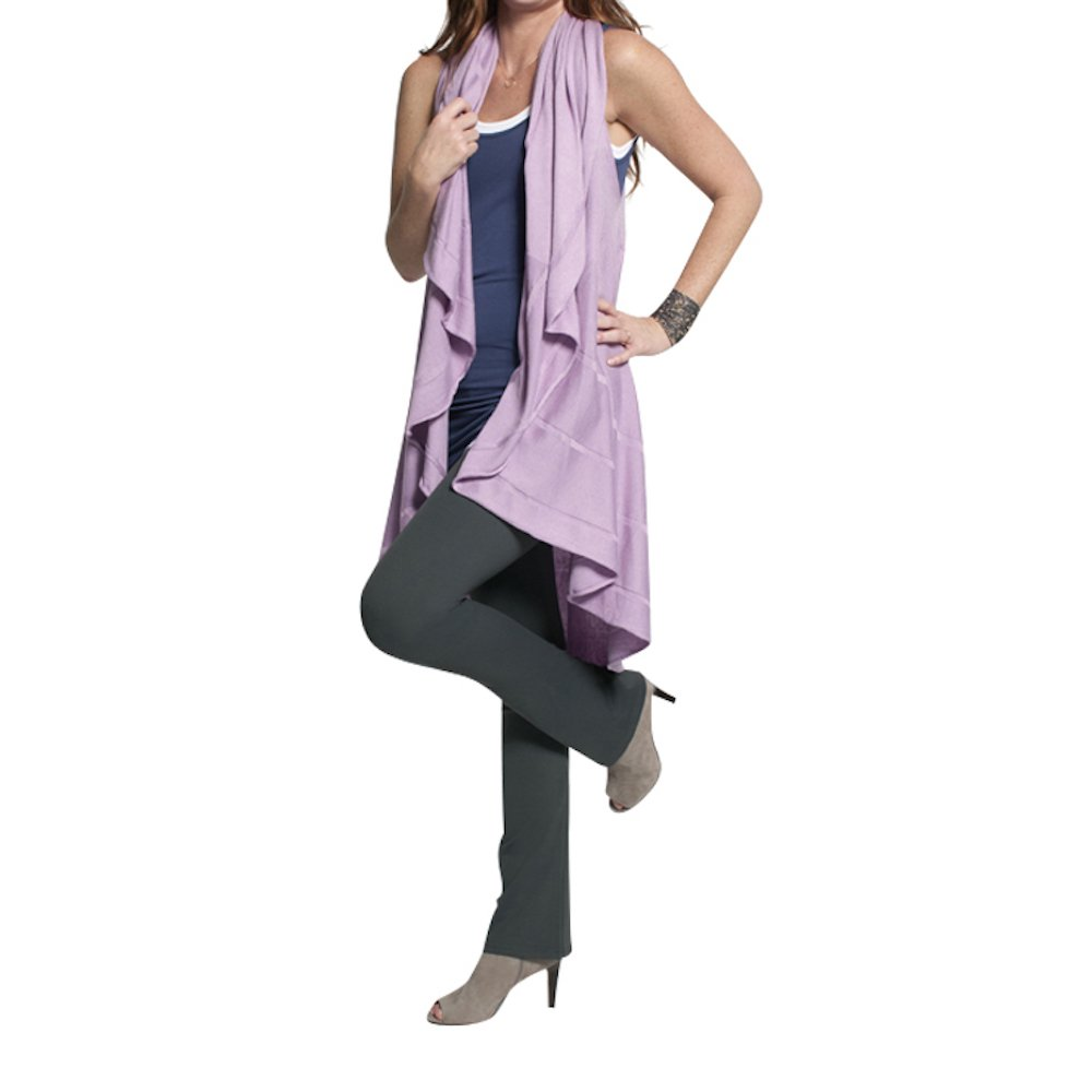 As Seen On Shark Tank Hold Your Haunches Orchid On Top Long Shawl