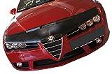 HOOD BRA Front End Nose Mask for Alfa Romeo 159 Spider Brera 2005-2011 Bonnet Bra STONEGUARD PROTECTOR TUNING