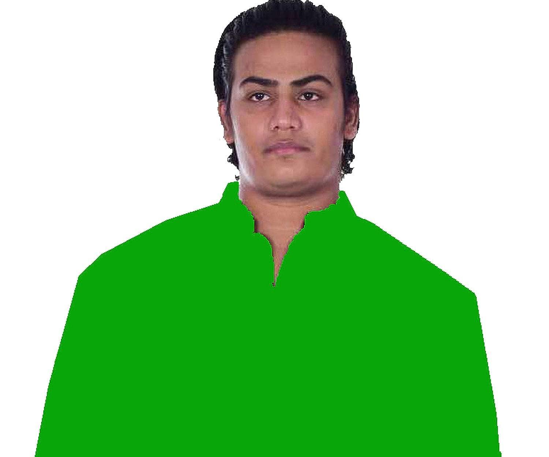 Lakkar Haveli Indian Mens Kurta Shirt Tunic 100/% Cotton Loose Fit Plus Size Solid Dark Green Color L-42
