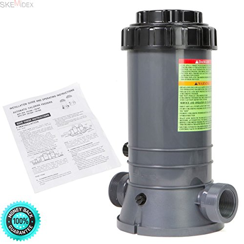 Automatic Chlorinator For Above Ground And In Ground Pools