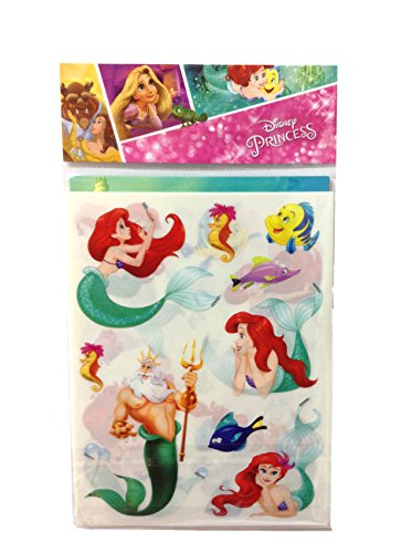 Disney Little Mermaid Word Activity Set Beautifully Illustrated