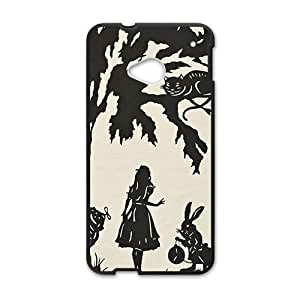 Alice in Bomberland Cell Phone Case for HTC One M7